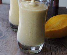 Rezept Fit am Morgen Smoothie von sassirassi - Rezept der Kategorie Getränke