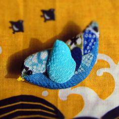 brooch by ookaminohime