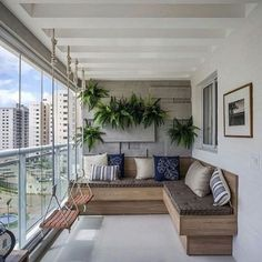 Home OfficeBalcony design is no question important for the see of the house. There are correspondingly many lovely ideas for balcony design. Here are many of the best balcony design. Small Balcony Design, Small Balcony Decor, Small Terrace, Terrace Design, Balcony Ideas, Balcony Swing, Balcony Bench, Condo Balcony, Garden Design