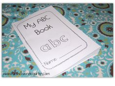 ABC Fluency Book Freebie! And then other stuff!
