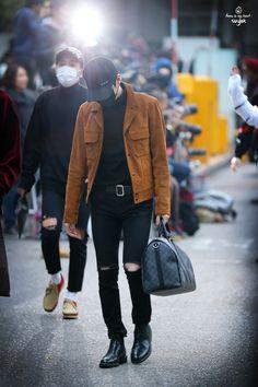 BTS (Suga) style