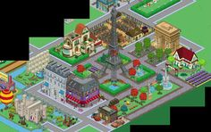 French Area Update TSTO