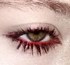 Edgy Makeup, Grunge Makeup, Eye Makeup Art, Makeup Inspo, Makeup Inspiration, Makeup Tips, Beauty Makeup, Cute Makeup Looks, Pretty Makeup