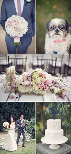 Southern California Wedding from A Good Affair | Style Me Pretty
