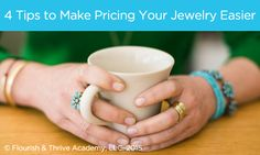 Does pricing your jewelry make you want to pull your hair out? I know the feeling! The other day, I was helping one of our mastermind designerswith her pricing. One thing is for sure… pricing is so difficult! Price too high and no one buys. Price too low and you lose money. You must know …