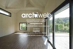 archiweb.cz - Rodinný dům v Kamenném Přívozu