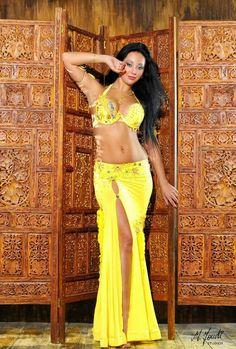 Katia Solpanova. Dancer Moskwa - Belly Dance Rusia.(Ekaterina Solpanova) by vkcom