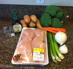 Crock Pot Balsamic Chicken (E)
