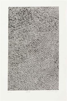 Jan J. Schoonhoven - a) XXIV, b) VI; Creation Date: 1971 - 1977; Medium: Lithography; Dimensions: 19.72 X 12.99 in (50.1 X 33 cm)