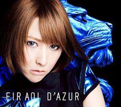 Aoi Eir - D'AZUR [Type A](ALBUM+BLU-RAY) (First Press Limited Edition)(Japan Version)