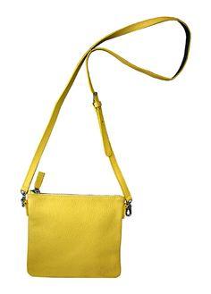 Käsilaukku Emma, keltainen - Ratiashop