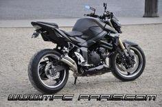 2 SUZUKI GSR 750 REVENTON MFC Design - Préparation motos, peinture, design, tuning, Suzuki - Kawasaki