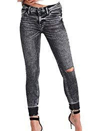 Women's Jean NICO Midrise Super Skinny Crop Jean Pepper WMCR407DRC PPPR|hoodie and jeans|boyfriend jeans|jeans and roshes outfit|embroided jeans diy|diys with jeans|birkenstocks outfit jeans|maurices jeans|jeans boyfriends outfit|highwaisted jeans|burgandy jeans outfit|bootcut jeans outfit Jeans Fashion, Women's Fashion, Birkenstock Outfit, Gym Clothes Women, Birkenstocks, Outfit Jeans, Womens Workout Outfits, Casual Winter Outfits, Casual Chic Style
