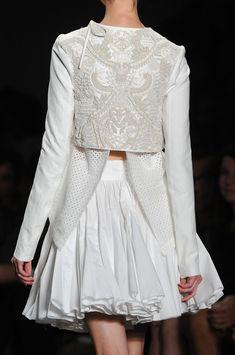 Vera Wang Spring 2013 - Details, Vera Wang, Fashion, Catwalk, Designer, Garment, Runway, Couture, Haute Couture, Bridal, Wedding