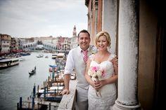 destination venice wedding | Planned By Venice Events - http://emmalinebride.com/real-weddings/destination-venice-wedding/ 