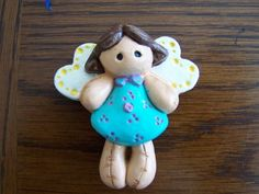 Angel Magnet by SoniAndSocksPlace on Etsy, $6.00