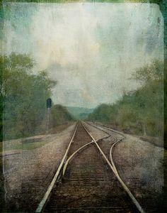 Parallel Crossing by jamie heiden, via Flickr