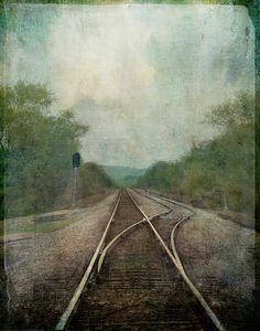 Parallel Crossing by jamie heiden, via Flickr