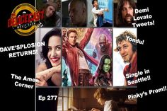 The Deucecast Movie Show Ep 277: Pinky's Prom Night ReFlicktions
