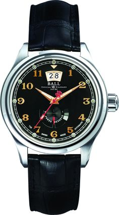 @ballwatchco Cleveland Express Power Reserve #bezel-fixed #case-depth-12-5mm #case-material-steel #case-width-43mm #date-yes #delivery-timescale-4-7-days #dial-colour-black #gender-mens #luxury #movement-automatic #official-stockist-for-ball-watch-company-watches #packaging-ball-watch-company-watch-packaging #power-reserve-yes #style-dress #subcat-trainmaster #supplier-model-no-pm1058d-lj-bk #warranty-ball-watch-company-official-2-year-guarantee #water-resistant-50m
