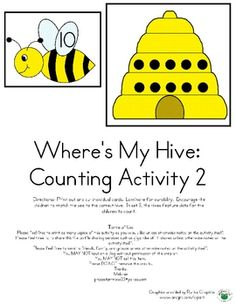 Where's My Hive? Counting Activity