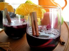 Harvest Sangria - 4 Points Plus per serving! Going to try soon :) @Alyssa B.