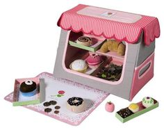 Haba Pastry Pleasures Toy Shop - Free Shipping
