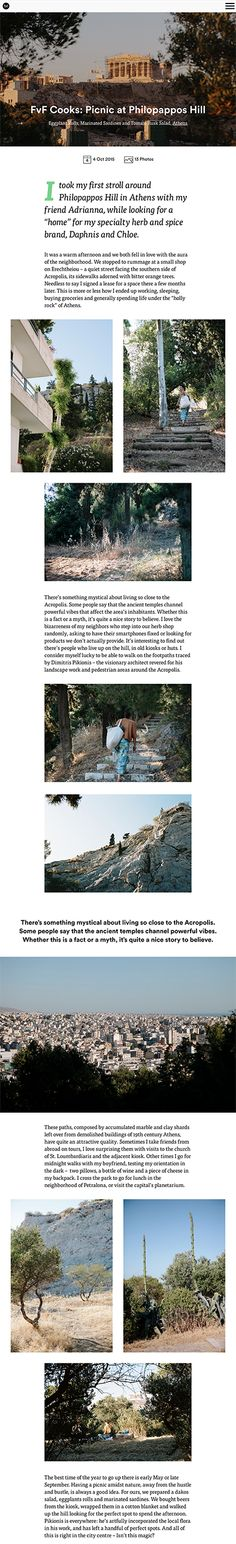 """I took my first stroll around Philopappos Hill in Athens with my friend Adrianna, while looking for a """"home"""" for my specialty herb and spice brand, Daphnis and Chloe. Athens, Chloe, Greece, Picnic, Herbs, Cooking, Greece Country, Kitchen, Picnics"""