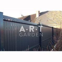 1000 ideas about cloture panneau rigide on pinterest portail alu rigid pa - Latte pvc pour portail ...
