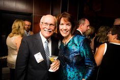 Jim Walberg and Me at Leaders in Luxury 2012 by The Institute for Luxury Home Marketing, via Flickr