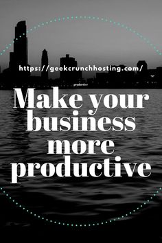 To make your business more productive, make it online now. Create a website so more people can reach you and get the best hosting services for high performance, support and speed of your website. Get the high performance hosting from us. #website #hosting #growth #productive #business