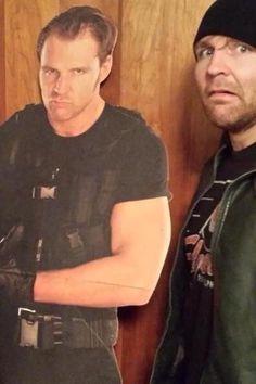 Dean & his double!! Perfect!!! <3 XD (tumblr)