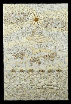 White Noon ~ by Virginia Mosaics, via Flickr