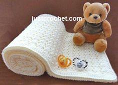 Free baby crochet pattern shawl uk