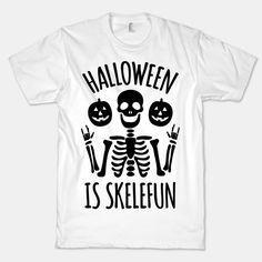 Halloween Is SkeleFUN #halloween #fall #skeleton #puns #gymhumor
