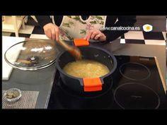 Cocina francesa Receta de Sopa gratinada de cebollas - YouTube