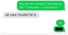 19 Hilariously Absurd Texts From The Neighbors From Hell