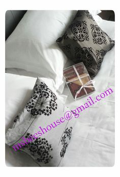 Now its time to have some fun. Let your personality show in your bedroom using duvet covers, throws and throw pillows. Try classic themes, ethnic themes,  like beautiful pillow covers from @alwaysmebyanneli or try your hands on some diy personalized pillows. The possibilities are endless! For more ideas email: msbeeshouse@gmail.com