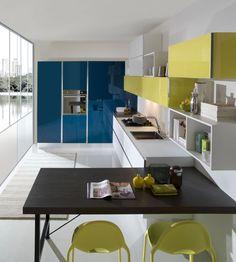 Cucine Moderne - Marina Line - Tortora - Febal Casa | cucina | Pinterest