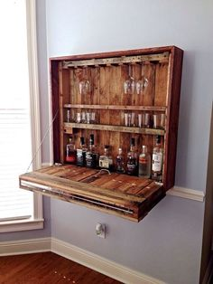 11 DIY Pallet Bars, Are Sure To Be Cost-effective