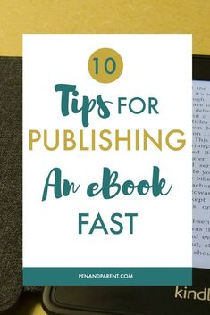 10 Tips for Publishing an eBook fast. Your time is important, so writing quickly as possible so that you can make money as a writer and quit your day job is your top priority. These self-publishing tips will get your started. Check them out. Marriage Romance, Writing Romance, Writing A Book, Writing Tips, Romance Novels, Writing Prompts, Make Money Writing, How To Make Money, Sell Your Books