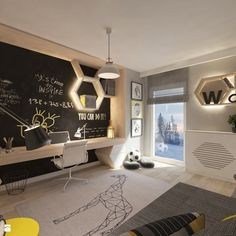 Modern Kids bedroom by living box - Modern