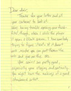 Gemlich Letter Pdf