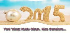 2015 hepiniz için umut dolu bir yıl olması dileklerimle. İyi seneler...