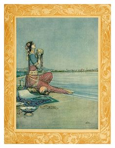 022-Bombay-A song of the English (1909)- William Heath Robinson