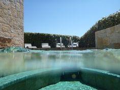 bassin chauffé à Tizzano