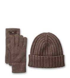 Smart Glove + Rib Hat Gift Set
