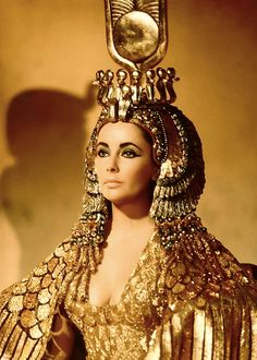 Cleopatra, starring Elizabeth Taylor