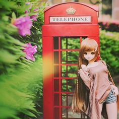 Mirai Suenaga Smart Doll by kodomut