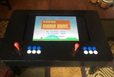 Always wanted a 2 player arcade coffee table? Make with a Raspberry Pi  http://www.instructables.com/id/RasPi-Two-Player-Arcade-Coffee-Table/